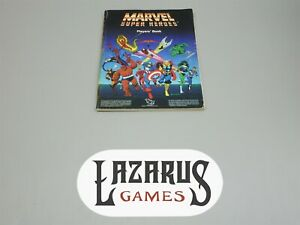 Marvel Super Heroes: Player's Book (TSR)
