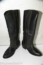 Boots western black leather GOLDEN GOOSE size 40 (UK 6,5) NEW/BOX value
