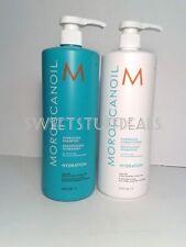 Moroccanoil Hydrating Shampoo and Conditioner 33.8oz / 1L