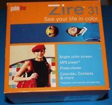 Palm Pilot Zire 31 Color Handheld PDA OS 16mb WIN & MAC
