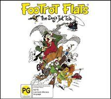 FOOTROT FLATS DOG'S TALE + SOUNDTRACK (CD/DVD) SLICE OF HEAVEN DAVE DOBBYN *NEW*
