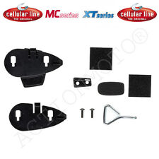 Supporti per Casco CELLULAR LINE INTERPHONE INTERFONO F2 F3 F4 mc xt serie new