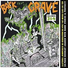 Various Artists - Back from the Grave 3 & 4 [New CD] Reissue