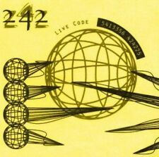 FRONT 242 Live Code CD 1994
