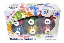 Robison-Anton Rayon Mini King 6 Spola Regalo Confezione - da Spiaggia