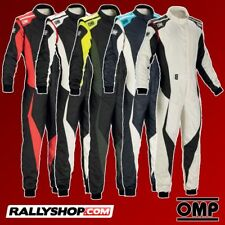 New 2018! OMP TECNICA EVO Racing Rally Suit FIA Approved Race Nomex