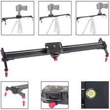 Andoer Ft-40 Retractable Camera Video Slider Dolly Track Rail Stabilizer S5h0