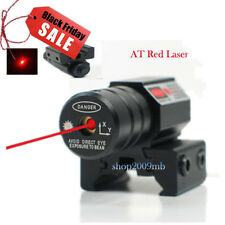 Hunting Red Laser Dot Sight Scope Adj11/20mm rail For Gun Rifle Pistol For Scope
