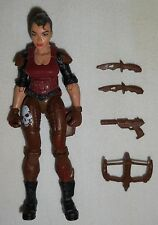 LANARD THE CORPS ELITE Female Action Figure PUMA/THE CURSE w/WEAPONS 2016 NEW