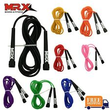 MRX Jump Rope Gym Training Speed Skipping Crossfit MMA Boxing 9' Long Adult Kids