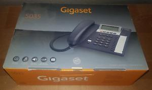 Siemens Gigaset 5035 schnurgebundes analog Telefon mit AB NEU in Originalverpack
