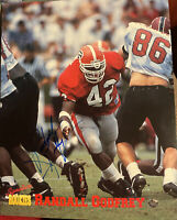 Randall Godfrey Signed Autographed 8x10 Photo Signature Rookies Georgia Bulldogs