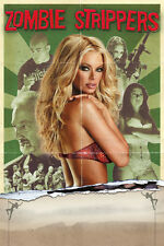 "Zombie Strippers Movie Poster Mini 11""X17"""