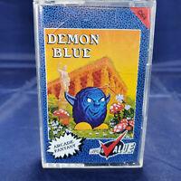 Demon Blue 1992 C64 Tape High Value Commodore 64/128 Game Very Rare