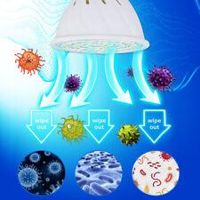 UV Disinfection Lamp 72 LEDs UVC Germicidal Bulb Light Sterilizer 110V 220V 48E