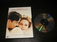 Novembre Dolce DVD Keanu Reeves Charlize Theron