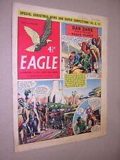 EAGLE COMIC. DAN DARE etc. 14 DECEMBER 1956.
