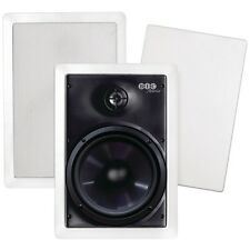 "BIC AMERICA M-PRO6W 6.5"""" Weather-Resistant In-Wall Speakers"
