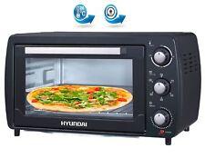 HYUNDAI HY-202 Mini Backofen 20Liter Miniofen  Ofen Pizzaofen Timer Minibackofen