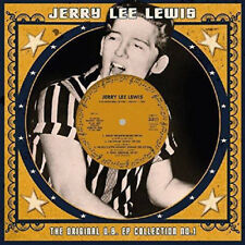 "JERRY LEE LEWIS - Us Ep Collection No 1 LTD WHITE  VINYL 10""  NEW & SEALED"