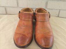 Frye shoe boot distressed