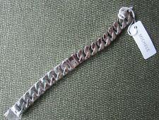 12mm Width Wristwatch Band MICHELE Silver Deco Mini