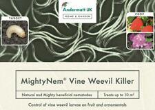 More details for mightynem vine weevil killer - nematodes treats 10 sqm - andermatt home & garden
