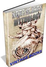 Northlands Mythology 181 Books on DVD Norse Vikings Teuton Odin Edda Sagas