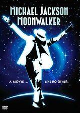 Moonwalker NEW PAL Cult DVD Michael Jackson
