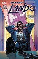 Star Wars: Lando (Star Wars (Marvel)), Charles Soule, Excellent