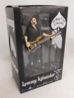 Motörhead Actionfigur Lemmy Kilmister Black Pick Guard Guitar 16 cm