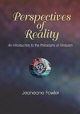 PERPECTIVES OF REALITY - FOWLER, JEANANNE - NEW PAPERBACK BOOK