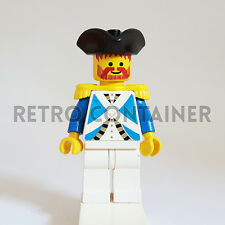 LEGO Minifigures - 1x pi063 - Imperial Officer - Soldier Pirates Omino 6276 6273