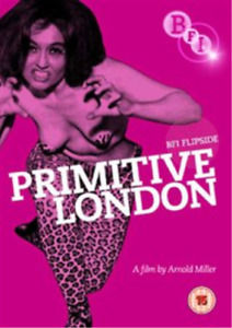 Primitive London DVD NEW