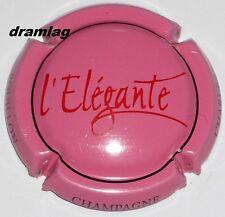 Capsule de Champagne :  SIX COTEAUX , CHARLES HESTON ,cuvé l'élégante , n°5