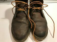 Red Wing  3322 Weekender Chukka  MEN'S SIZE 9.5D (reconditioned)