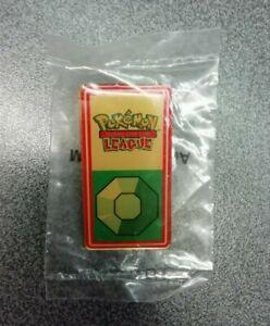 Pokémon League Badge Pin - 2000 Kanto Season 1 - Boulder Badge