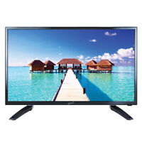 "32"" LED HDTV with USB and HDMI"