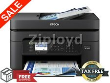 Epson Printer Machine Fax Scanner Copier All-In-One Wireless Office Wi-Fi W/ INK