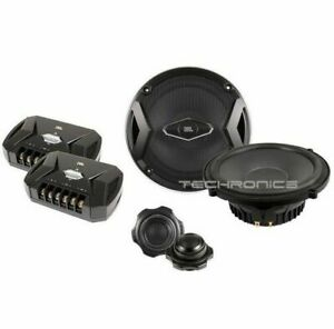 """JBL GTO609C 6.5"""" 540W CAR AUDIO STEREO COMPONENT SPEAKERS SYSTEM SET"""