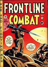 Frontline Combat #4 Golden Age EC 7.0