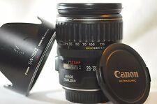 Canon EF 28-135 mm f/3.5-5.6 IS USM lens EW-78B for EOS 3 A2 T6 80D 70D 7D 5D 6D