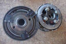 85 YAMAHA YFM200 YFM 200 MOTO 4 ATV Engine Clutch Centrifugal Plates Housing N7