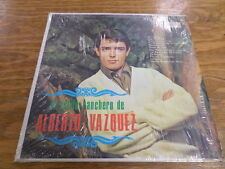El Estilo Ranchero De Alberto Vazquez - Spanish Record with Sleeve -