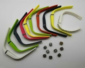 10 Flex Bit Bands For Small Flex 2 Bands Greeninsync 9 clasps SMALL ONLY