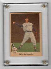 1959 Fleer Ted Williams #61 1957 - Outfielder Ted (card 61 from set of 80)