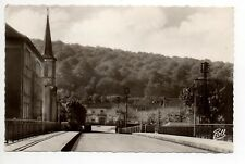 MOYEUVRE GRANDE Gross Moyeuvre Moselle CPA 57 pont temple gare mont st paul