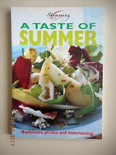 Slimming World A Taste of Summer ** GREEN RED DAYS ** BBQ's PICNICS & MORE! VGC