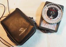 Posemètre - ancien appareil photo - cellule gossen bisix2