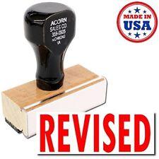 Acorn Sales - Revised Rubber Stamp